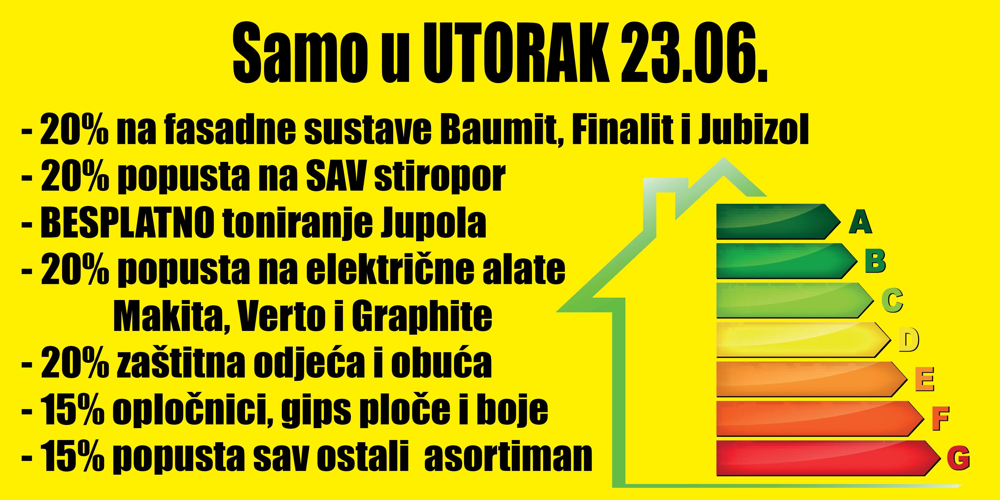 UTORAK 2306